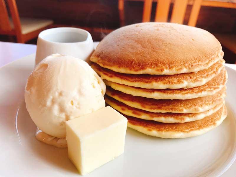 えふ、パンケーキ