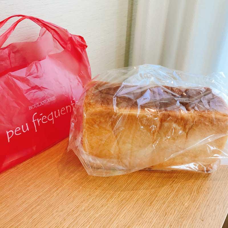 食パン、プーフレカンテ